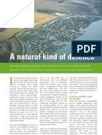 Natural Kind of Defence, How might managed realignment work in practice and what are the real benefits of the approach? The Edge Autumn 2005