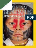 National Geographic - January 2014 USA