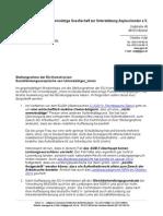 2014 Menschenrecht auf Existenzminimum - Zur Stellungnahme der EU Kommission
