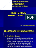 TRASTORNOS HEMODINaMICOS