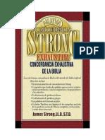 Dicionrio Bblico Strong