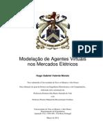 Hugo Morais - Modelação de Agentes Virtuais nos Mercados Elétricos