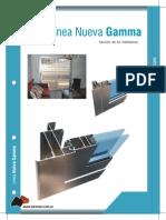 Catalogo Linea Gamma