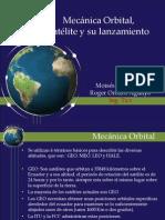 Mecánica Orbital