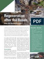 How did Boscastle do it ?Regeneration after the floods - CoastNet The Edge Winter 2007