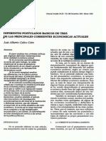 Corrientes Economicos