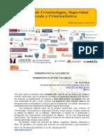 Presentación al volumen XII/Presentation of the volumen XII