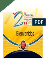 Concretos polimericos 2° Congreso Poliformas