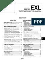 2008 Nissan Teana J32 Service Manual-EXL