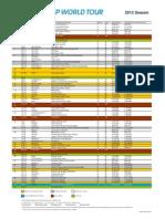 ATP Combo Calendar 201314