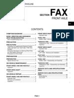 2008 Nissan Teana J32 Service Manual-Fax