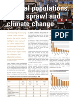 Coastal populations, urban sprawl and climate change  - CoastNet The Edge Autumn 2007