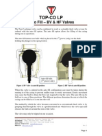 Top-Co - AutoFill - BV & HF Valves