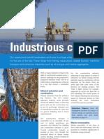 Industrious Coast - Competing coastal industries - CoastNet The Edge Winter 2008 - Coastal Industry