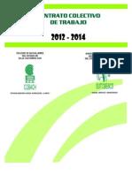 Contrato Colectivo Trabajo 2012