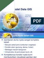 T02. Model Data GIS