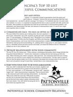principalstop10 communication