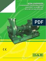 DAB pump book