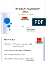 55000115 Supply Chain Model of AMUL