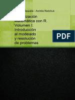 Optimizacion Matematica Con R Volumen I