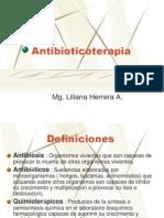 Terapia antibiótica