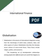 CH-8 International Finance VNSGU