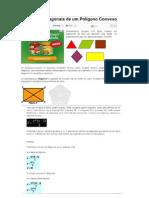 Diagonais poligono convexo