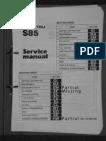 Workshop Manual - Daihatsu 3 Cyl 993cc EFI