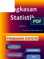 statistik sederhana