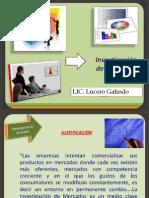 Investigacion de Mercado..