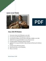 Cisco ASA IPS Module