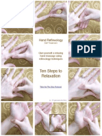 Hand Reflexology Pictorial