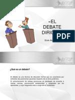Debate y Jornada