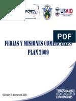 Presentacion de Ferias y Misiones[1]