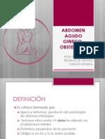 abdomenagudogineco-obstetrico-130330092856-phpapp01