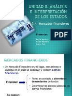 Expo Mercados Financieros