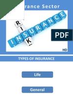 Insurance Sector - HD