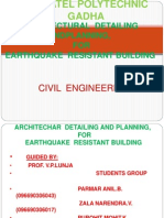Architecture Detailing and Planing Civil EngineeringPPT