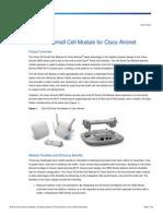 Cisco 3G SmallCell DataSheet