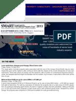 CKS Monthly Newsletter - Sep 2013