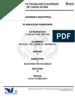 Ismael Villarreal-Planeacion Financiera U III
