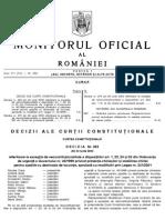 HG 867 - 17.07.2003-Regulament Privind Racordarea Utilizatorilor La Retelele Electrice de Interes Public