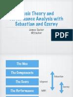 Music Theory Performance Analysis
