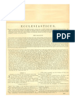 Douay Rheims Bible (Sirach or Ecclesiasticus) with Haydock Commentary
