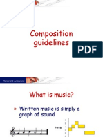Composition Guidelines