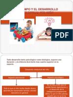 diapositivas sensorio-motriz