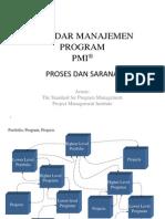 2) Standard Manajemen Program
