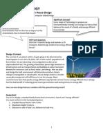 energy efficient house design unit doc