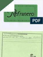 2014-01-17 REFRÁN DEL MES ENERO