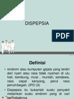 CSS - DYSPEPSIA